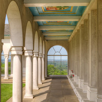 Buy canvas prints of Air Forces Memorial by Chris Day