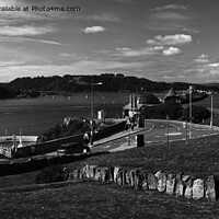 Buy canvas prints of Plymouth Hoe by Chris Day