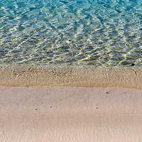 Buy canvas prints of Puerto Pollensa Seashore by Lorraine Terry