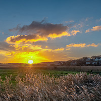 Buy canvas prints of Cley next the Sea  Norfolk by Jim Key