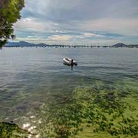 Buy canvas prints of Summer  in Majorca by Jim Key