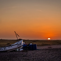 Buy canvas prints of Sophie B on Cly Beach by Jim Key
