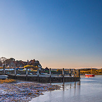Buy canvas prints of Ebb and Flow by Jim Key