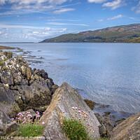 Buy canvas prints of Mawddach Estuary by Jim Key