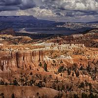 Buy canvas prints of Bryce Canyon by Derek Daniel