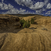 Buy canvas prints of Devils Garden, Escalante, Utah by Derek Daniel