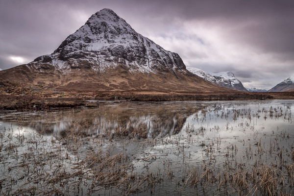 Glencoe Canvas Print by overhoist