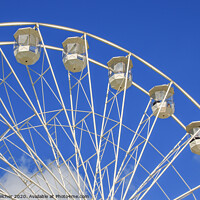 Buy canvas prints of Fun at the Fair by David Belcher