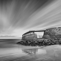 Buy canvas prints of Whitby by David Hill