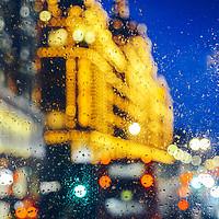 Buy canvas prints of Melancholic London Lights  by Alexandre Rotenberg