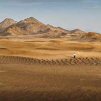 Buy canvas prints of Lost in the Desert by Alexandre Rotenberg