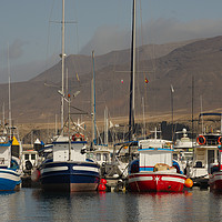 Buy canvas prints of Fishing Boats by Ashley Wootton