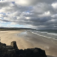 Buy canvas prints of Portstewart Strand by Colin Reeves
