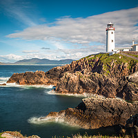 Buy canvas prints of Fanad Head Lighthouse by Andrew Michael