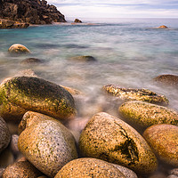 Buy canvas prints of Giant Pebbles by Andrew Michael