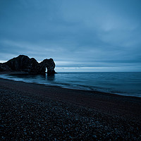 Buy canvas prints of Durdle door Jurassic coast   by Thomas Finch-Jones