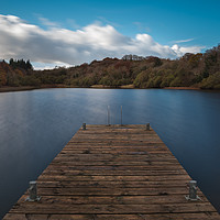 Buy canvas prints of Autumn at Lough Erne by Ciaran Craig