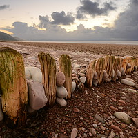 Buy canvas prints of Waiting for the Storm by David Neighbour