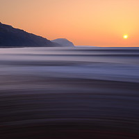 Buy canvas prints of Charmouth Dream by David Neighbour