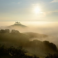 Buy canvas prints of Misty Rays by David Neighbour