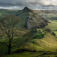 Buy canvas prints of Parkhouse Hill and Chrome Hill Peak District by Tim Hill