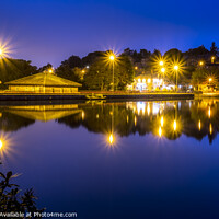 Buy canvas prints of Newmillerdam Wakefield Country Park by Tim Hill