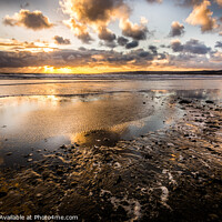 Buy canvas prints of Filey Beach Seascape by Tim Hill
