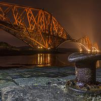Buy canvas prints of Forth Bridge by Douglas Milne