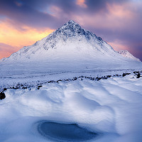 Buy canvas prints of Stob Dearg No.2 by Phill Thornton
