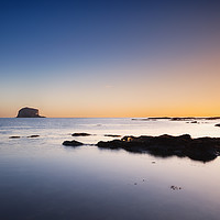 Buy canvas prints of Bass Rock No.4 by