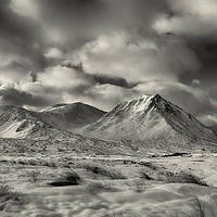 Buy canvas prints of Buachaille Etive Mor No.6 by Phill Thornton