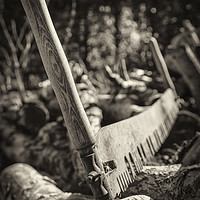 Buy canvas prints of Traditional tools series No. 1 by Phill Thornton