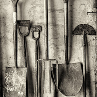 Buy canvas prints of Traditional tools series No. 4 by Phill Thornton
