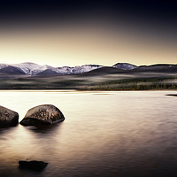Buy canvas prints of Loch Morlich No.6  by Phill Thornton