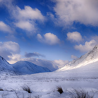 Buy canvas prints of Buachaille Etive Mor No.2 by Phill Thornton