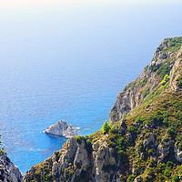 Buy canvas prints of Corfu Island by Penny Martin