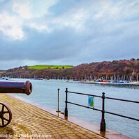 Buy canvas prints of Dartmouth  by Ian Stone