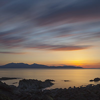 Buy canvas prints of Isle of Arran  by Robert McCristall