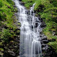 Buy canvas prints of Schmonawald Falls by Nando Lardi