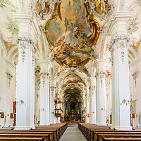 Buy canvas prints of St. Georg and Jacobus by DiFigiano Photography