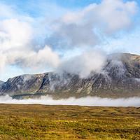 Buy canvas prints of Mountain Mist by Robert Barnes