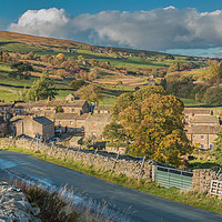 Buy canvas prints of Thwaite, Swaledale, Yorkshire Dales by Richard Laidler