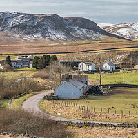Buy canvas prints of Langdon Beck, Teesdale by Richard Laidler