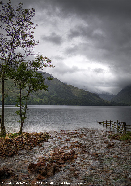 Buttermere Canvas print by Jeff Hobkirk