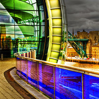 Buy canvas prints of Sage and Tyne + Ameretto by Jeff Hobkirk