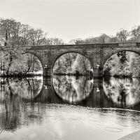 Buy canvas prints of Prebends Bridge by Jeff Hobkirk