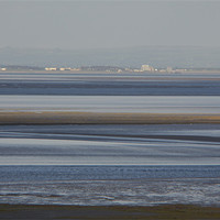 Buy canvas prints of Sand Banks by Iain McGillivray