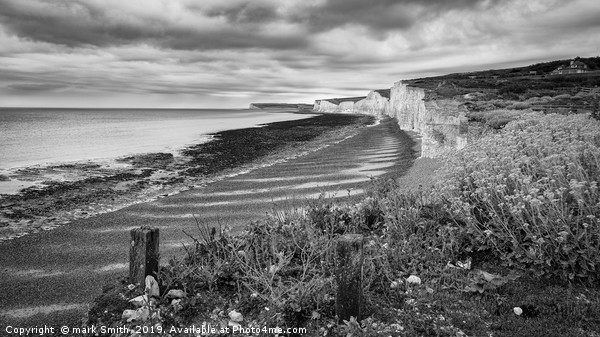 Seven Sisters Canvas Print by mark Smith