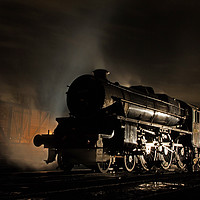 Buy canvas prints of On Shed  by David Tomlinson