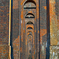 Buy canvas prints of Underneath The Arches by Nick Hunt
